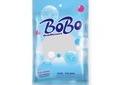 """BOBO 24"""" Clear Bubble Balloon"""